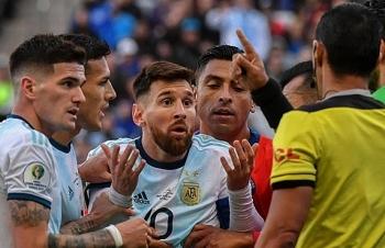 Copa America 2019: Messi có thể bị treo giò 2 năm vì chỉ trích CONMEBOL là