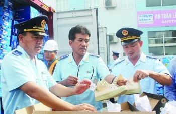 Hải quan kiên quyết đấu tranh ngăn chặn hành vi lợi dụng xuất xứ hàng hóa Việt Nam