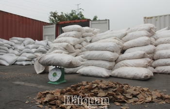 Ngành Hải quan nâng cao hiệu quả hợp tác quốc tế về chống buôn lậu