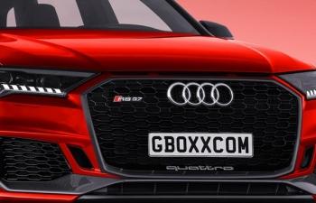 Lộ diện Audi RS Q7 mạnh mẽ và thể thao