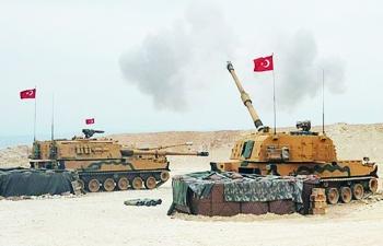 """Quan hệ Nga - Thổ Nhĩ Kỳ """"thử lửa""""  ở Syria"""