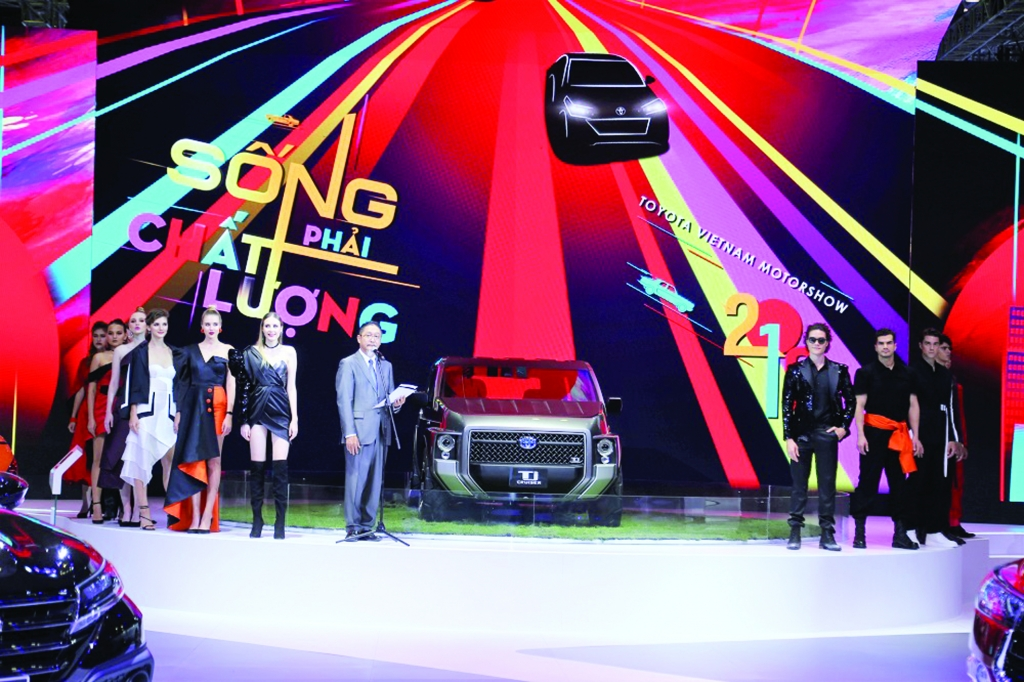 song chat luong cung toyota tai vms 2019