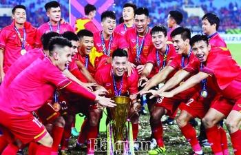 AFF Awards Night 2019: Đêm tôn vinh bóng đá Việt
