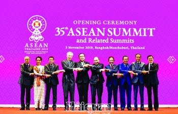 ASEAN nhấn mạnh tầm quan trọng của trật tự dựa trên luật lệ