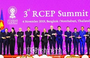 RCEP hứng chịu cú sốc từ quyết định phút chót của Ấn Độ