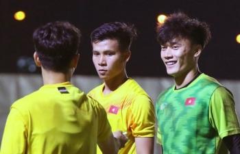 Hà Đức Chinh, Thành Chung chưa chắc đá chính trận đấu với U23 Jordan?