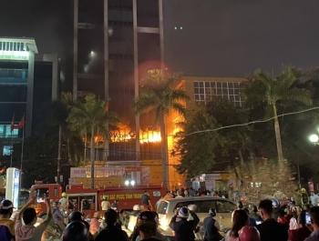Vụ cháy tòa nhà ở Thanh Hóa, 15 người thương vong: Thêm nạn nhân tử vong