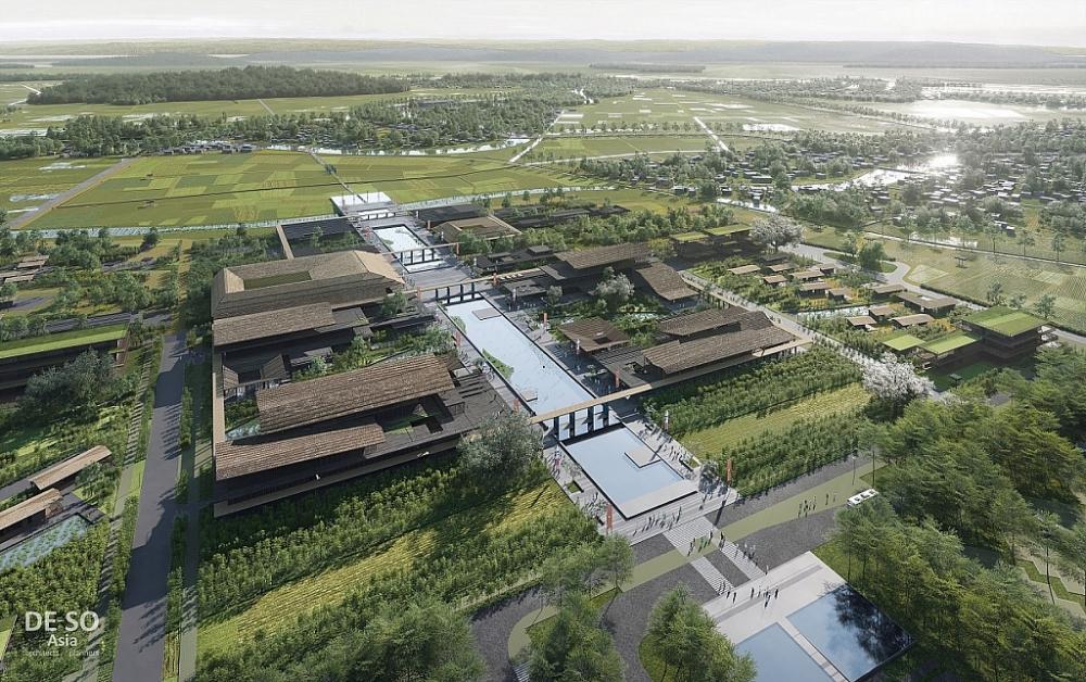 Công bố Quy hoạch Khu lưu niệm Chủ tịch Hồ Chí Minh tại Nghệ An