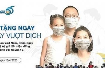 Bảo Việt ra mắt sản phẩm bảo hiểm phòng chống dịch Covid-19