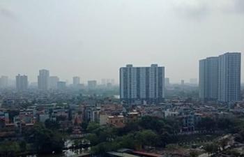 Những ngày dịch Covid-19: Hà Nội vẫn là đô thị có mức bụi mịn cao nhất