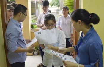 Bộ Giáo dục: Đủ thời gian tổ chức triển khai nội dung dạy học, tổ chức thi