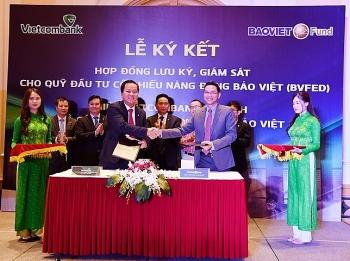 Baoviet Fund hợp tác cùng Vietcombank Ba Đình