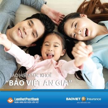 Bảo hiểm Bảo Việt và LienVietPostBank hợp tác triển khai bảo hiểm sức khỏe trực tuyến