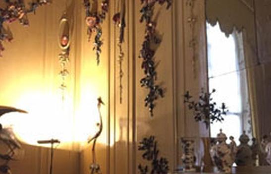 Lâu đài Sanssouci - cõi vô tư
