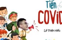 Ca sỹ Lê Thiện Hiếu ra mắt 'Tiễn COVID'