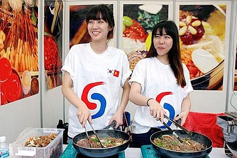 Nhiều hoạt động du lịch Hàn Quốc tại Việt Nam