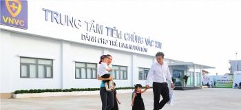 Khai trương Trung tâm tiêm chủng VNVC Đà Nẵng