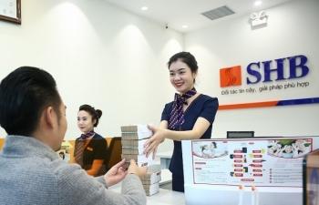 SHB phát hành thành công hơn 500 triệu cổ phiếu, nâng vốn điều lệ lên 17.558 tỷ đồng