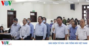 Tuyên y án với cựu Chủ tịch Đà Nẵng Trần Văn Minh và Phan Văn Anh Vũ