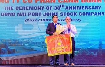 Cảng Đồng Nai kỷ niệm 30 năm thành lập