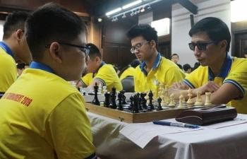 FE CREDIT tiếp tục đồng hành cùng Giải cờ vua tính hệ số ELO chuẩn quốc tế