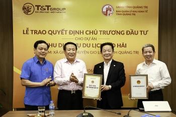 T&T group đầu tư khu dịch vụ- du lịch gần 9.000ha tại quảng trị