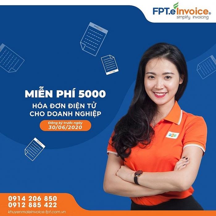 Chuyển đổi sử dụng hóa đơn điện tử cùng FPT.eInvoice