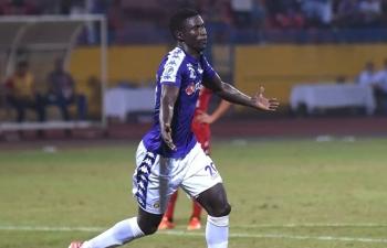 HLV trưởng Bình Dương chỉ trích trọng tài sau trận thua Hà Nội FC