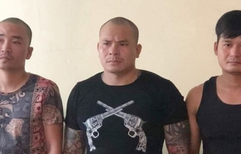 """Bắt giữ """"giang hồ mạng"""" Quang Rambo về hành vi Cưỡng đoạt tài sản"""