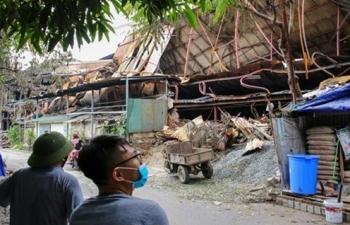 Rạng Đông phải chịu trách nhiệm gì sau vụ cháy khiến dân