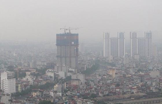 Bệnh nhân nhập viện phổi tăng cao liên quan đến chất lượng không khí?