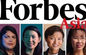 Tỷ phú Nguyễn Thị Phương Thảo là một trong những phụ nữ quyền lực nhất châu Á 2019
