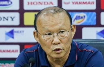 HLV Park Hang-seo tin tưởng Việt Nam sẽ đánh bại Indonesia