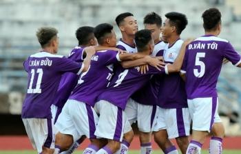 Khởi tranh giải U21 quốc tế tại Đà Nẵng