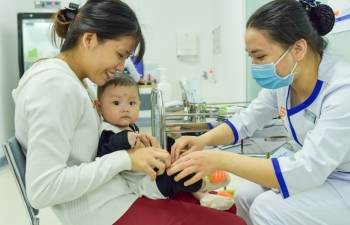 Khai trương Trung tâm tiêm chủng VNVC Tam Kỳ, tỉnh Quảng Nam