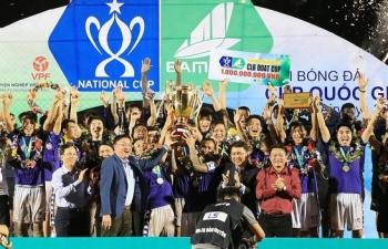 Hà Nội giành 'cú đúp' danh hiệu