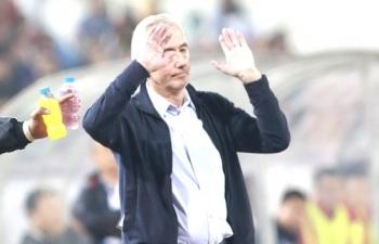 Thầy Park đá bay 5 ghế HLV, lần này đến ghế của ông Marwijk?