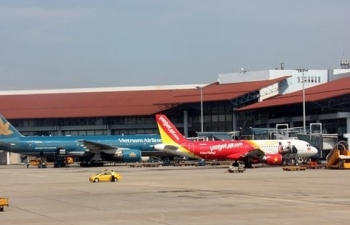 Tám phương án mở rộng sân bay Nội Bài