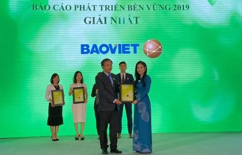 Bảo Việt tiếp tục giữ ngôi vị quán quân về doanh nghiệp niêm yết 2019