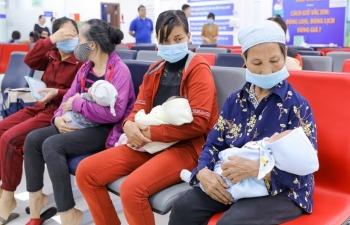 Khai trương Trung tâm tiêm chủng VNVC Sơn Tây