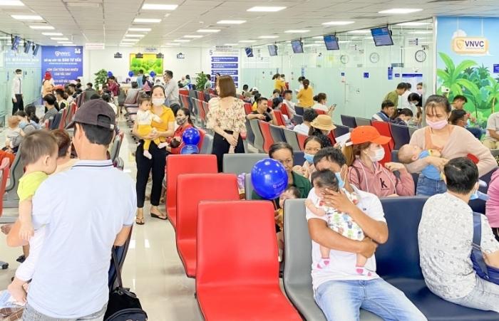 Khai trương Trung tâm Tiêm chủng VNVC Long Khánh