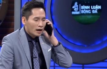 MC Quốc Khánh gọi điện cho Văn Lâm 'cười cợt' Bùi Tiến Dũng gây bức xúc