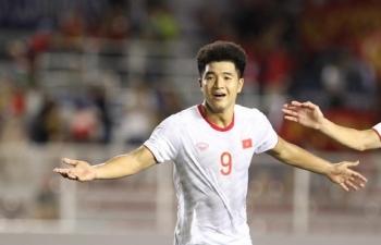 Một cầu thủ U22 Việt Nam phải kiểm tra doping sau trận thắng Singapore