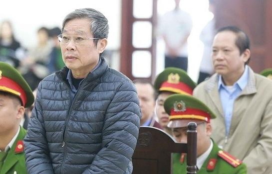 Ông Nguyễn Bắc Son bất ngờ đổi lời khai, nói không nhận hối lộ 3 triệu USD