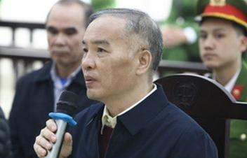 Cựu Chủ tịch Mobifone khai 'Bộ trưởng yêu cầu tôi ký'