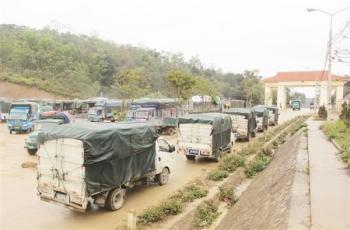 Lạng Sơn: Chính thức thực hiện phần mềm quản lý phương tiện XNC tại 3 cửa khẩu phụ