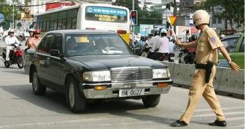 Hơn 19.300 ô tô không được phép lưu thông từ 1/1/2019