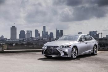 Lexus LS 2019 chính thức có mặt tại Việt Nam