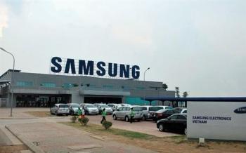 Miễn hoàn trả tiền bồi thường giải phóng mặt bằng cho Samsung