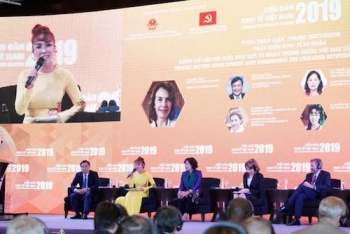 Bà Nguyễn Phương Thảo Vietjet Air: Doanh nghiệp tư nhân cần được ứng xử công bằng